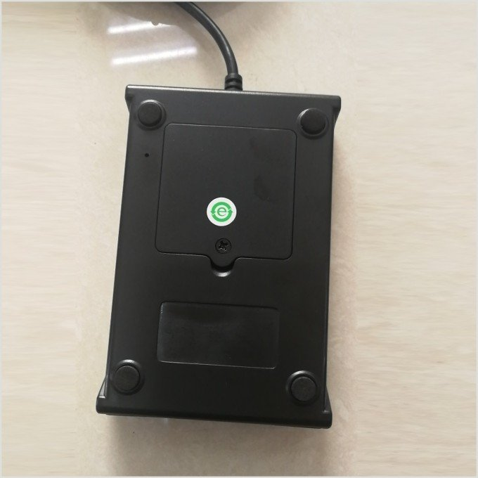Pcsc contact ic card reader CC 210Z high quality cost-effect