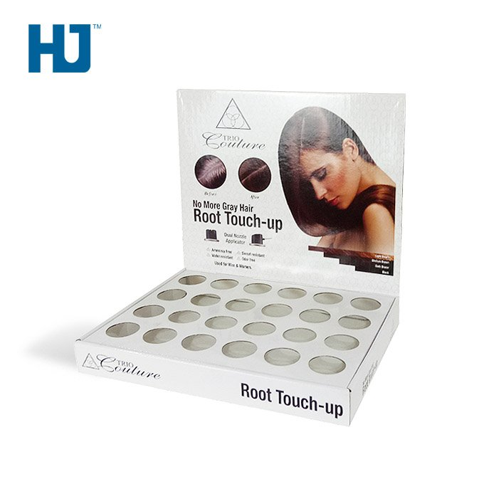 POP Hair Cream Counter Display Box