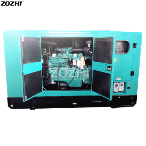 Generator set power by cummins 91KW/113.8KVA 6BTA5.9-G2