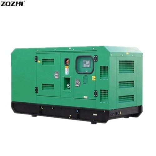 Generator Set Power By Perkins Engine 1104A-44TG1 52KW/65KVA