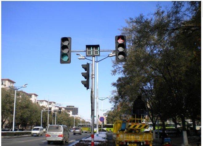 des signaux de trafic