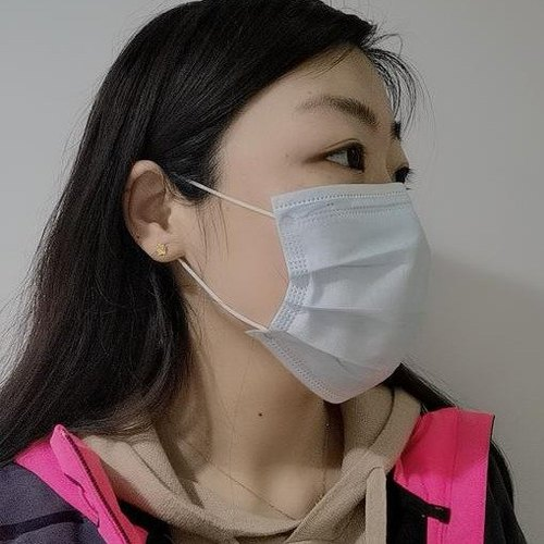 Mascarilla médica desechable con Earloop Anti Bacterial