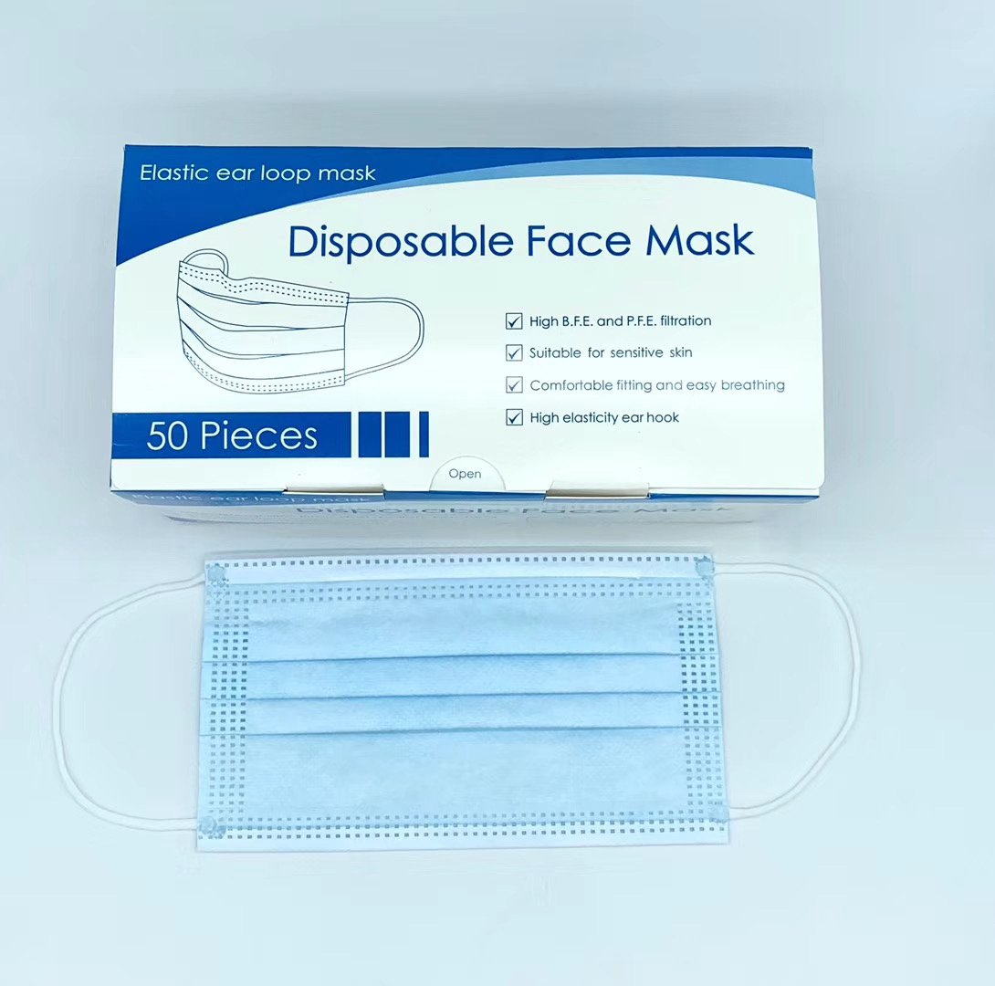 mascarilla desechable