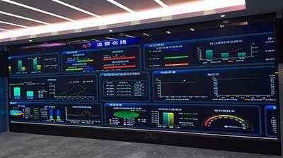 LianTronics PH1.9mm Fine-pitch LED Display Installed in Commanding Center of China Guangdong Nuclear Power