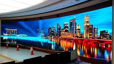 8K VL1.2 Fine-Pitch LED Display at Shenyang Superior Court for Monitoring
