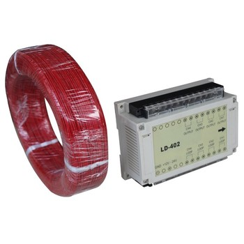 Four-Way Loop Detector With High Sensitivity Traffic Detector For Sale
