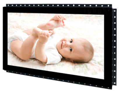 21.5 inch wall mounted digital signage