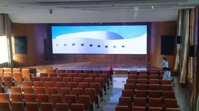 Fine-pitch P1.9mm Full HD SMD Indoor LED Display for Guangzhou Procuratorate