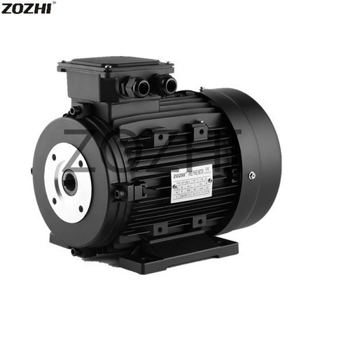 Hollow shaft electric motor 160M1-4 15KW 20HP
