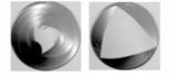Instrumen Endodontik Gigi Mesin TF-3 Menggunakan Ukuran T20