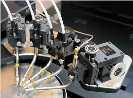 Manual DC/RF Probe System
