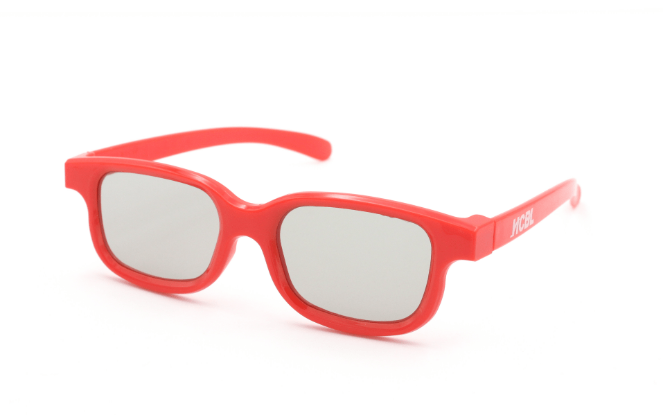 A86 Kind 3D Brille
