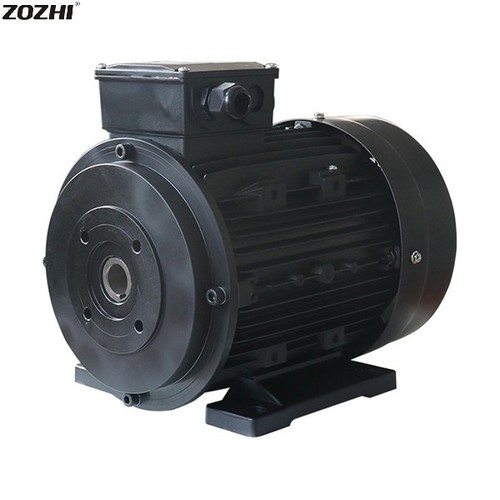 Hollow Shaft Electric Motor 112M2-4 5.5KW 7.5HP