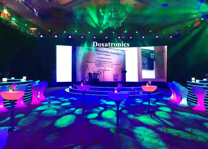 indoor LED display rental