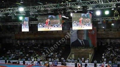 HD LED Displays for Turkey Stadium