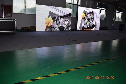 LED Screen Rental for Outdoor and Indoor 3.91mm Pixel Pitch