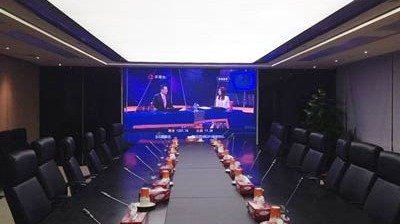 LianTronics Indoor LED Display Applied in Hongkong Head Office of GDH Group