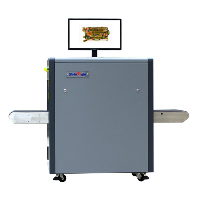 Luggage Scanning Machine Professional FCC Approval F5030C for Suitcase and Handbags Inspection