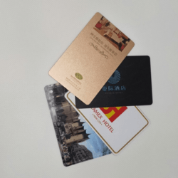 M1S50 Rfid Card 13.56MHz HF 1KB Memory 100% original NXP chip  with Customization printed