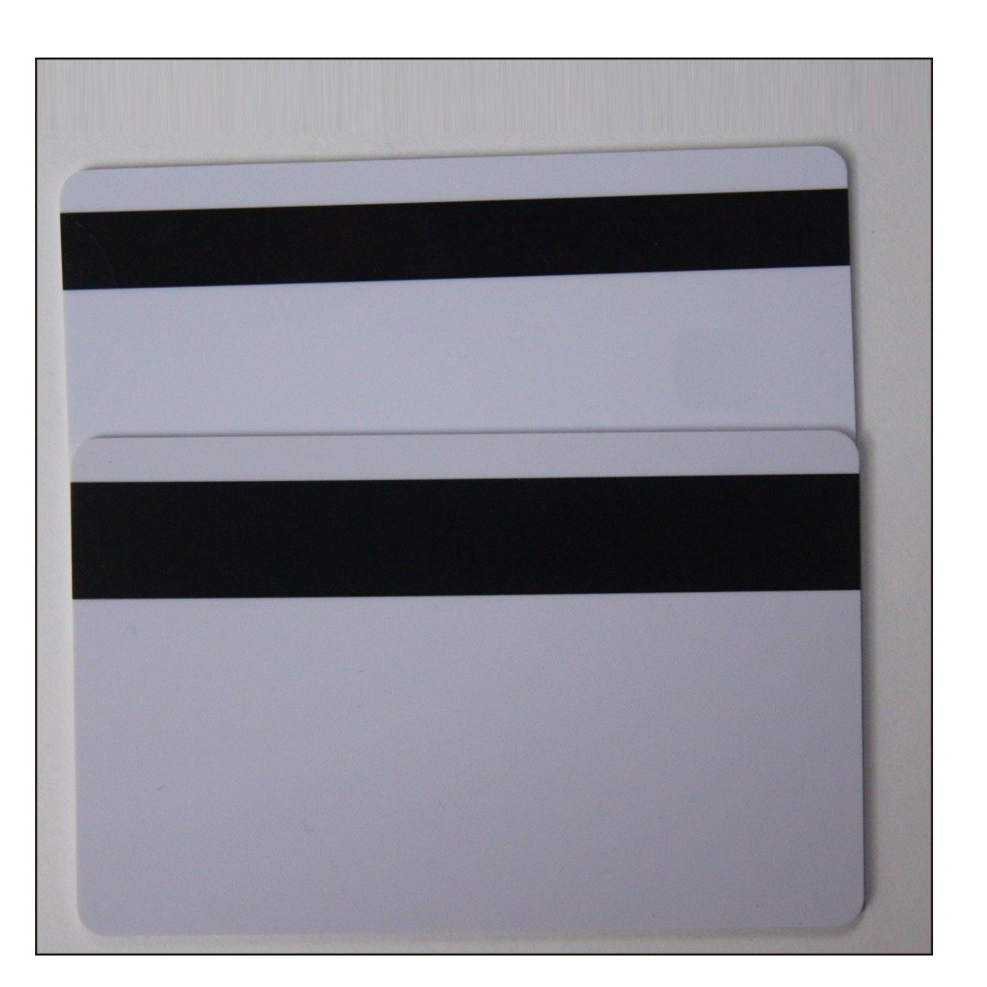 Magnetic card cheapest cost colorful for programmed ticket