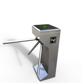 Vertical Tripod Turnstile with ESD access control SST-N1009