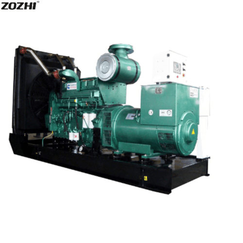 Generator Set Power By Perkins Engine 1104A-44TG2 80KW