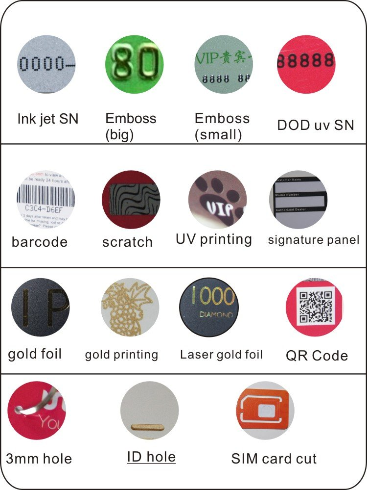 laser card crafts