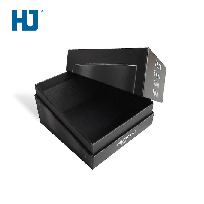 Cardboard Retail Box For Wireless Charger Superior Quality Packaging Box