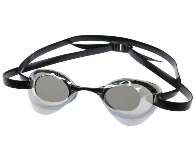 Advanced Racing Swimming Goggles Light Weight 100% Silicone Gasekt / Strap