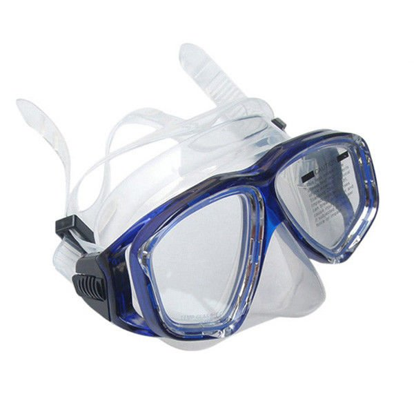 Durable Prescription Adult Diving Masks With Optical Lenses Anti - Fog