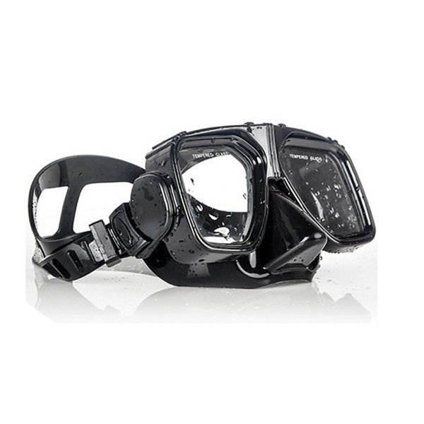 Comfortable Adult Swim Mask , Practical Scuba Diving Mask Leak - Proof