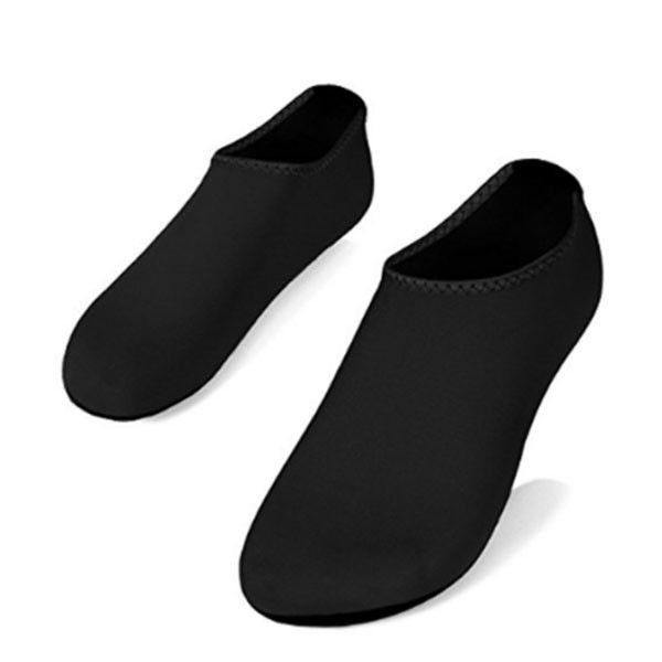 Ultra Light Weight Barefoot Water Shoes Soft Material For Yoga / Beach / Surf