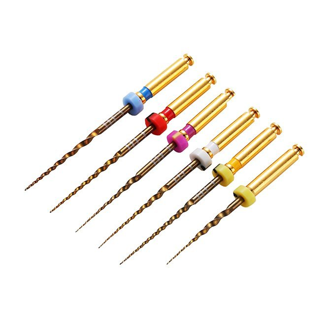 ProTaper Rotary Files compatible to ProTaper Gold TG6 Asst.
