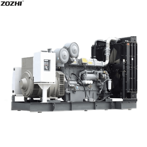 Water Cool Generator Set High Power GenSet 280KW/350KVA