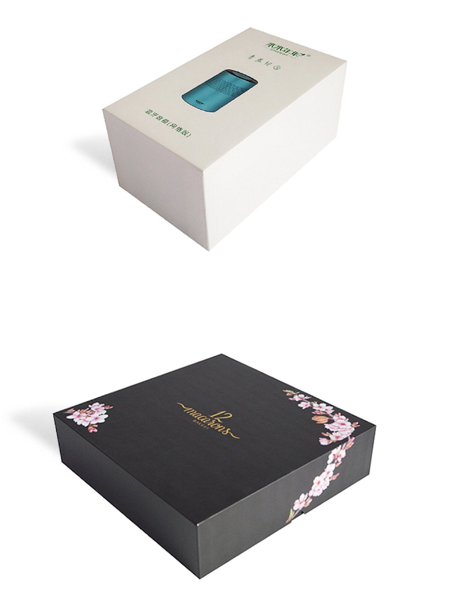 retail cardboard gift boxes