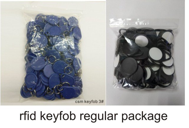 rfid keyfob package