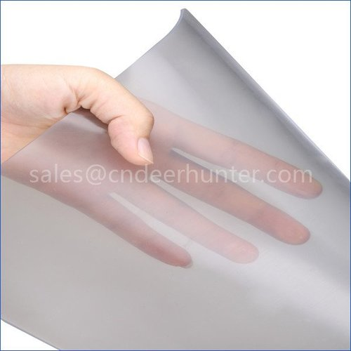 Silicone Rubber Sheet For Woodworking Membrane Vacuum Press - DH2211 Smooth/Smooth
