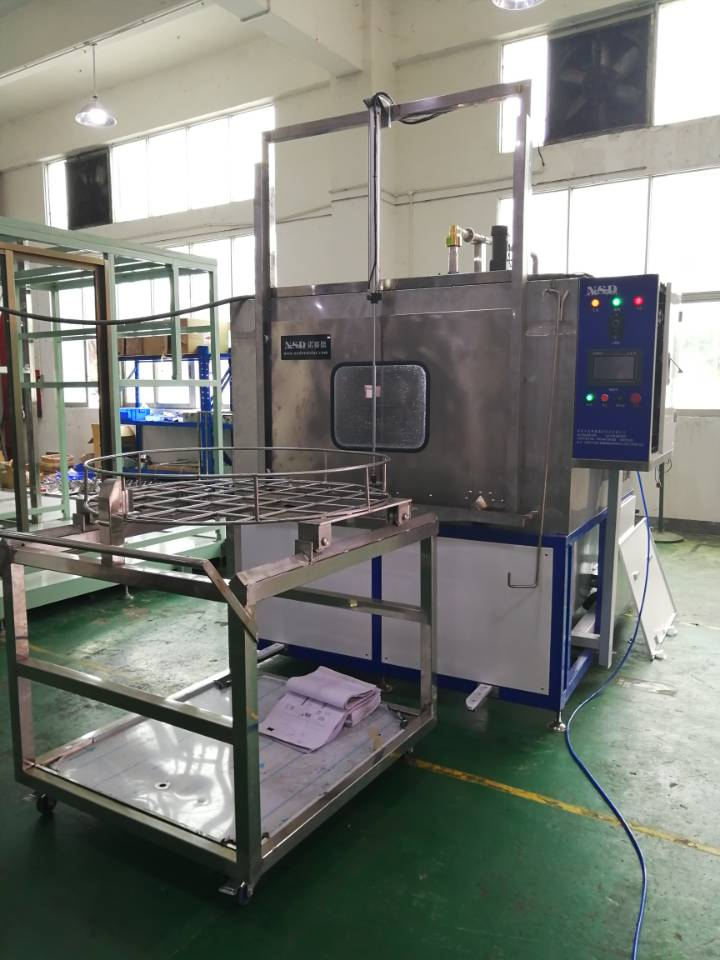 spray cleaning machine 1