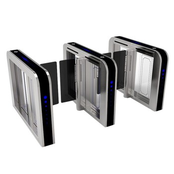 Fastlane Speed Turnstile Gate New Design with Servo Motor Options SST-F359
