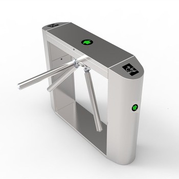 Tripod Turnstile Gate with RFID access control  and time attendance SST-N1005