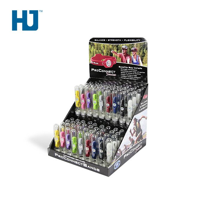 Polish Pen Mark Pen Counter Display Tube Package Cardboard Display Stand Box