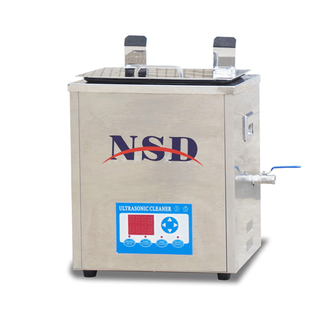 Desktop Ultrasonic Cleaner Small Capacity for Injector Cleaning