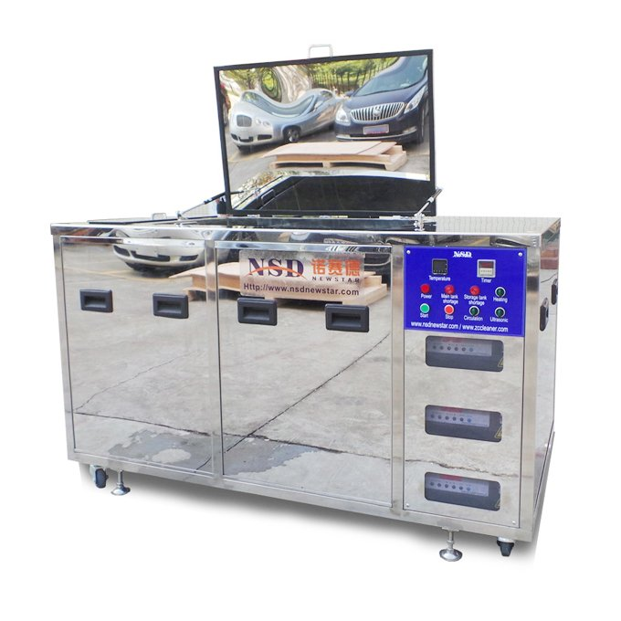 Ultrasonic Cleaner for Big Parts Cleaning With Big Capacity