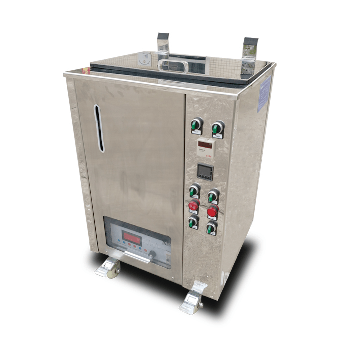 Ultrasonic Cleaning Equipment NSD-1009FS for IPA Cleaning
