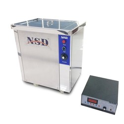 Ultrasonic Cleaner for Motor Parts with Simple Functions