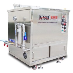 Ultrasonic Cleaning Machine for Metal Parts Rust and Oil Cleaned