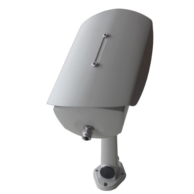Video Camera Detector With Wireless Traffic Detection For Intersection