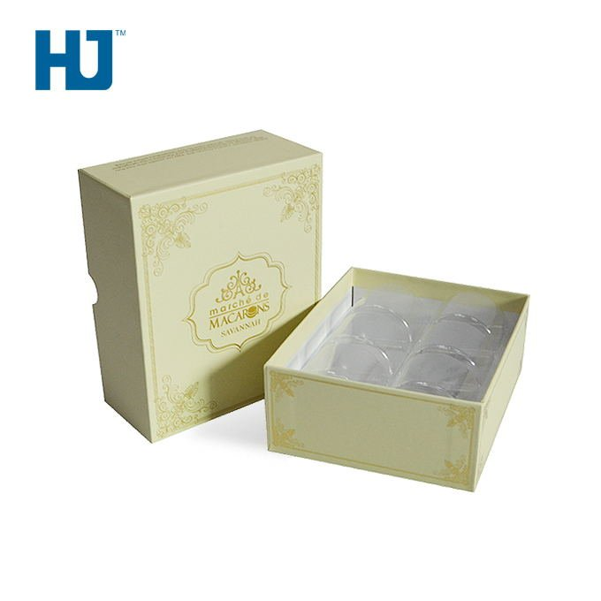 Different Size Paper Box Package  for Baking Dessert or Cake Chain Store