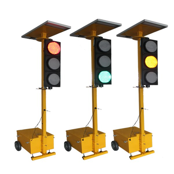 wireless portable traffic light