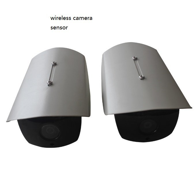 Wireless Camera Sensor With High Sensitivity Vehicle Detection For Sale